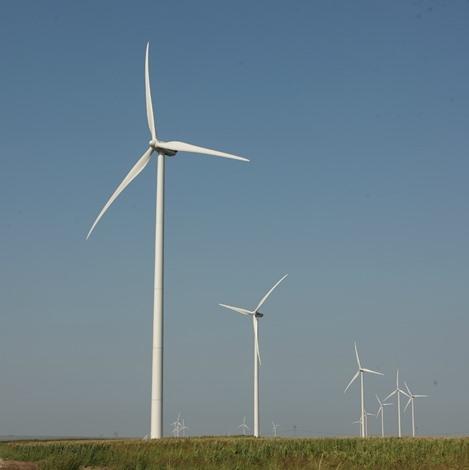Če bi Evropa izkoristila ves potencial vetrne energije na kopnem, bi zadostila celotnemu svetovnemu povpraševanju