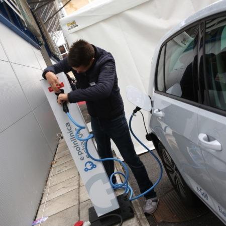 Na 50. jubilejnem sejmu MOS tudi o elektromobilnosti in projektu Edison