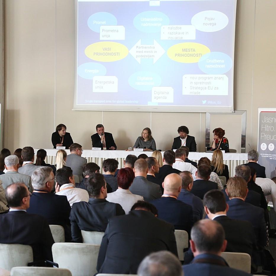 En.občina 017: Slovenija naj izkoristi domače energetske potenciale