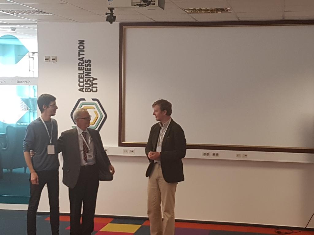 Mebius najbolj inovativni slovenski energetski start-up