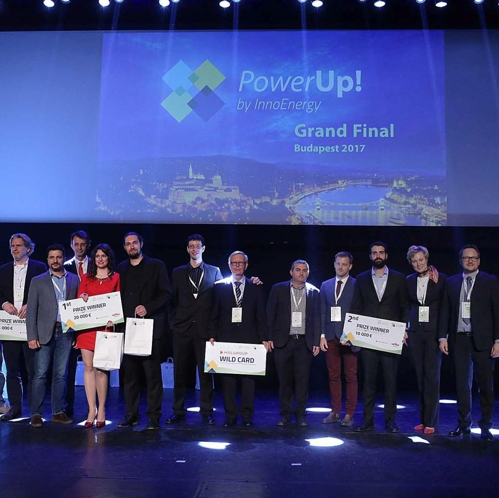 Na tekmovanju PowerUp! zmagali Madžari; Slovencem posebno povabilo