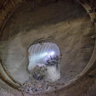 Preboj: Zračilni jašek NOP II povezan z jamskimi prostori Premogovnika Velenje