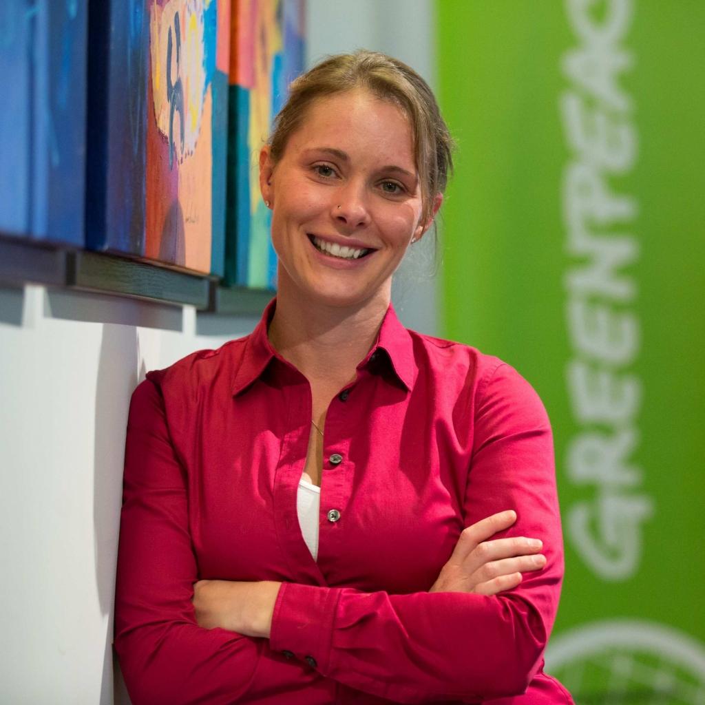 Emily Rochon, Greenpeace: Trošenja energije si ne moremo več privoščiti
