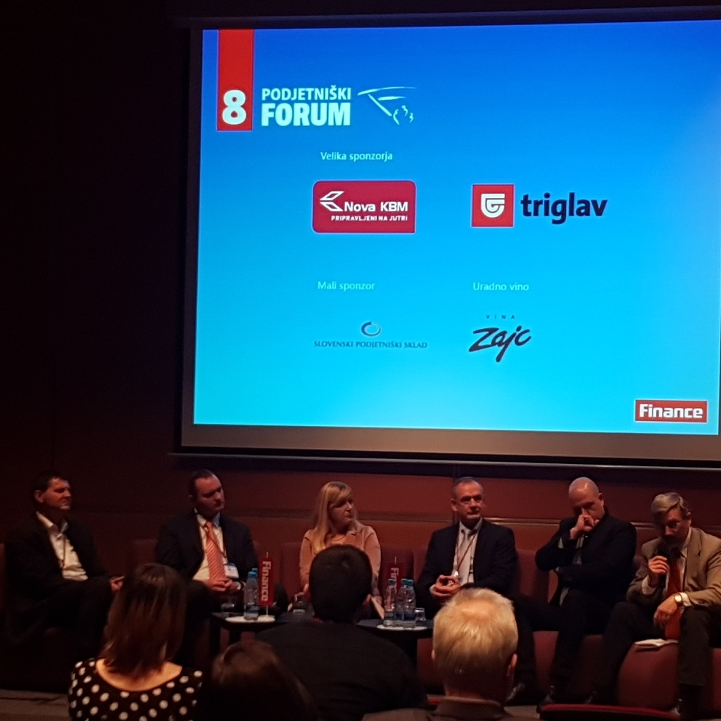 Podjetniški forum: Digitalizacija je priložnost