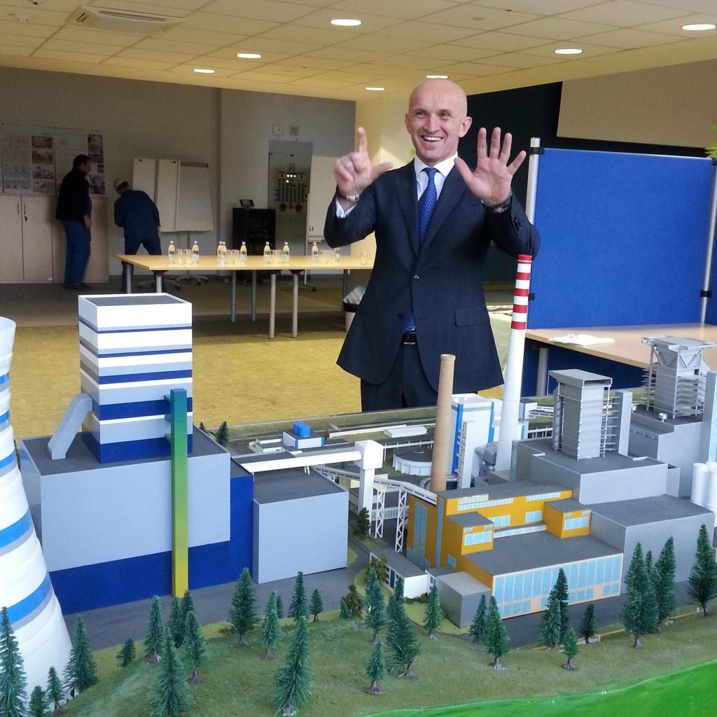 Arman Koritnik: TEŠ bo tudi letos dosegel rekordno proizvodnjo