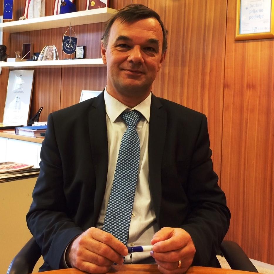 Andrej Tumpej, DEM: Slovenija si mora zagotoviti energetsko samostojnost
