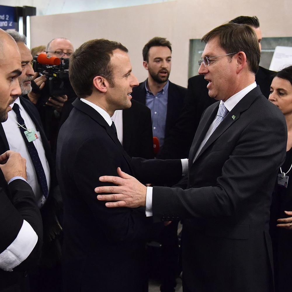 Cerar: Slovenija bo ustanovila vozlišče za krožno gospodarstvo