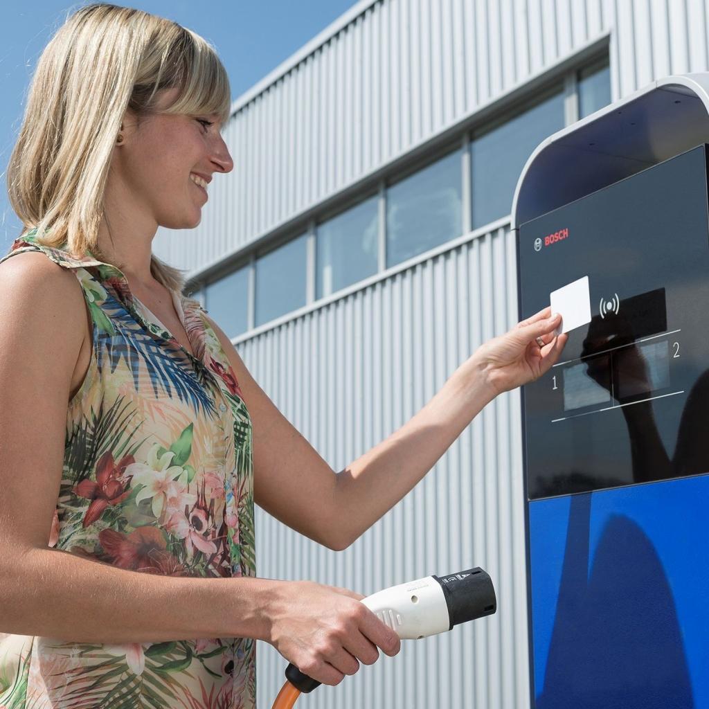 Bosch aktivneje vstopa na trg deljenja vozil in prevoza