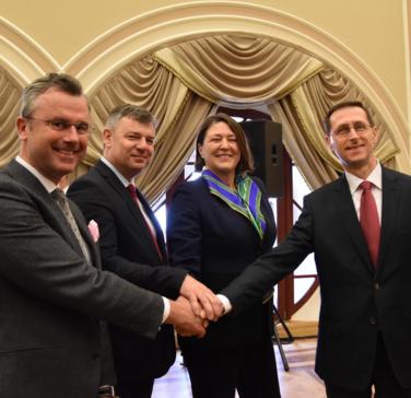 Slovenija, Avstrija in Madžarska bodo skupaj razvijale avtonomno mobilnost
