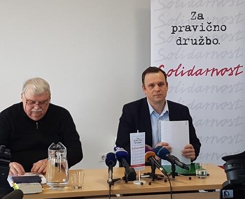 Stranka Solidarnost podala ovadbo suma kaznivega dejanja pri investiciji v TEŠ 6