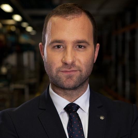 Luka Komazec, Resalta: Postajamo pomembni snovalci novih energetskih trendov