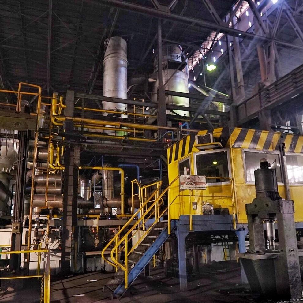 V SIJ Metal Ravne do najmanj 40 % izkoristka odvečne toplote