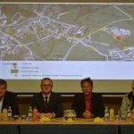 Podpisali pogodbo za projekt daljinskega ogrevanja na biomaso v Bovcu