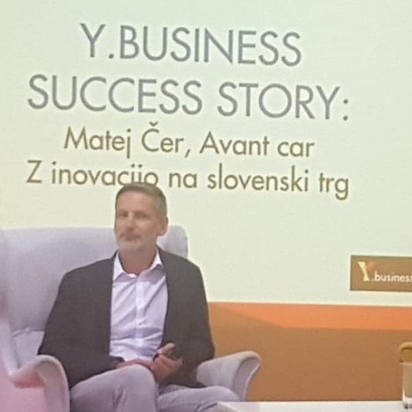 Matej Čer: Podjetništvo bo nove tehnologije OVE približalo posamezniku