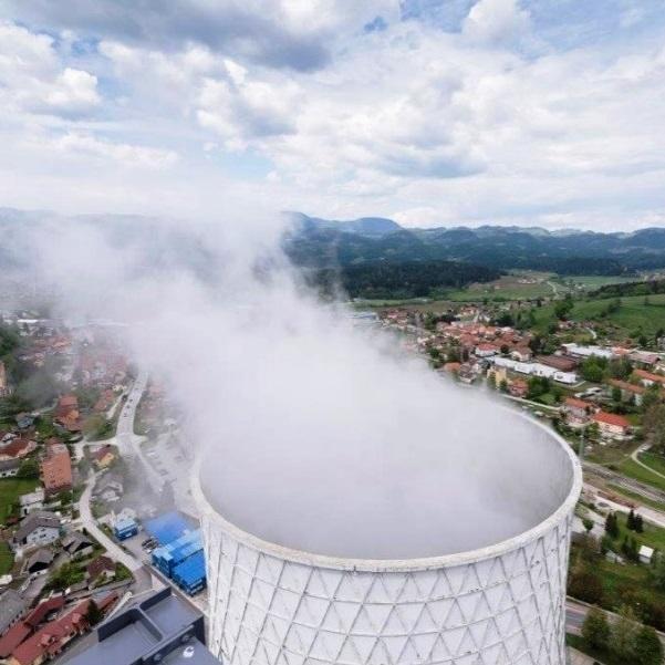 Civilna iniciativa Šoštanj zahteva referendum o sosežigu odpadkov v TEŠ
