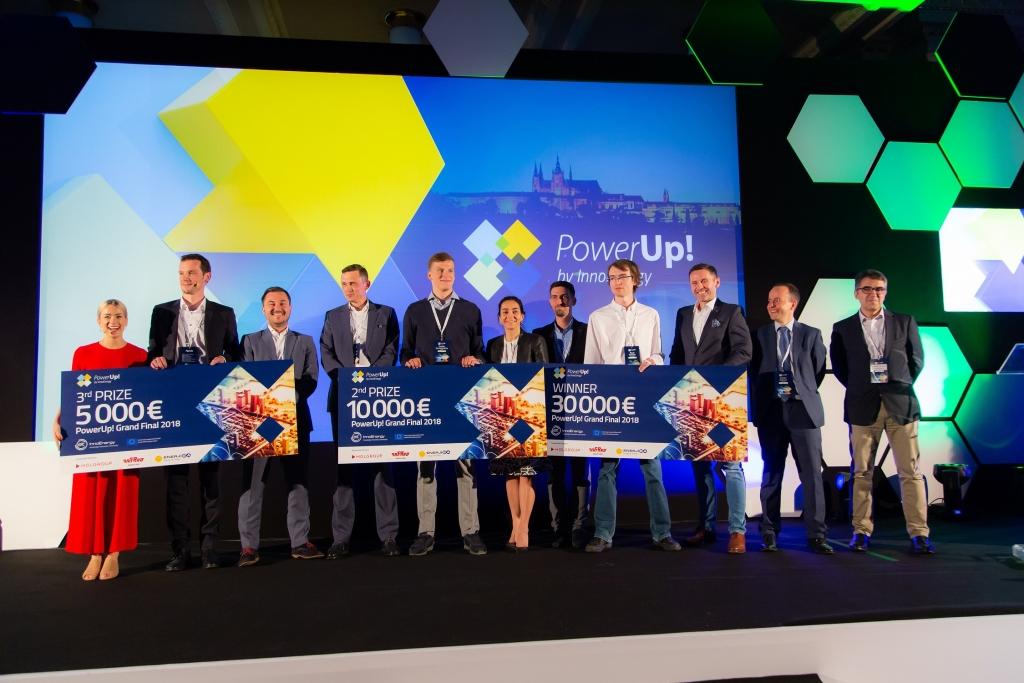 Znan je prejemnik nagrade 30.000 evrov v okviru največjega evropskega tekmovanja za start-upe