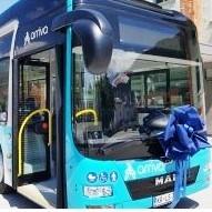 Prvi hibridni avtobus v Sloveniji bo vozil na Jesenicah