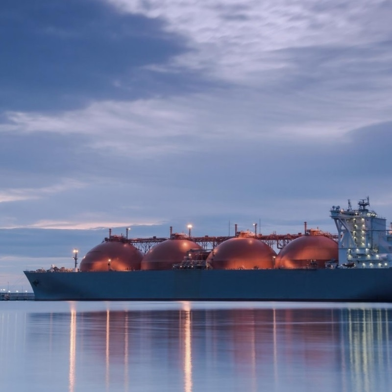 Gastrade Secures 2.6 Bcm/Year of Capacity Bookings for Alexandroupolis LNG Terminal