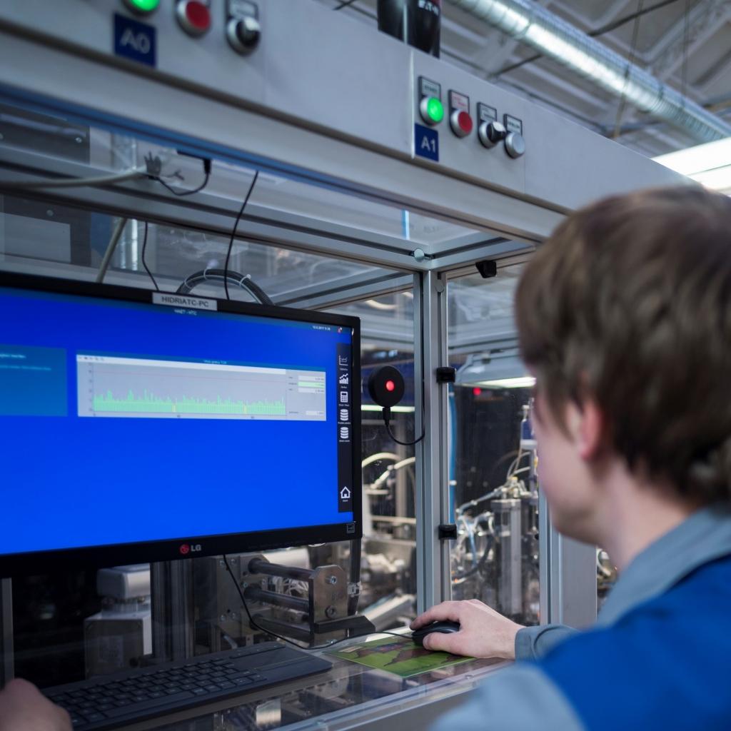 V Hidrii začenjajo s serijsko izdelavo inovacije Optymus PSG