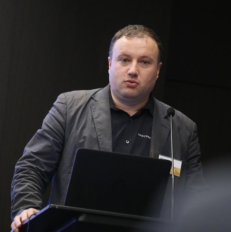 Gregor Novak, SunContract: Prihodnost leži v kombinaciji obnovljivih virov in blockchaina!