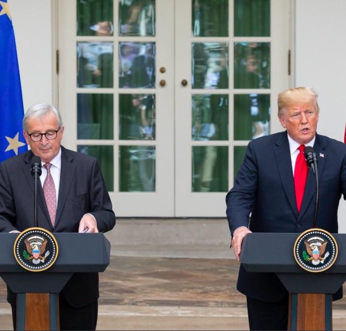 Juncker: EU želi povečati uvoz UZP iz ZDA