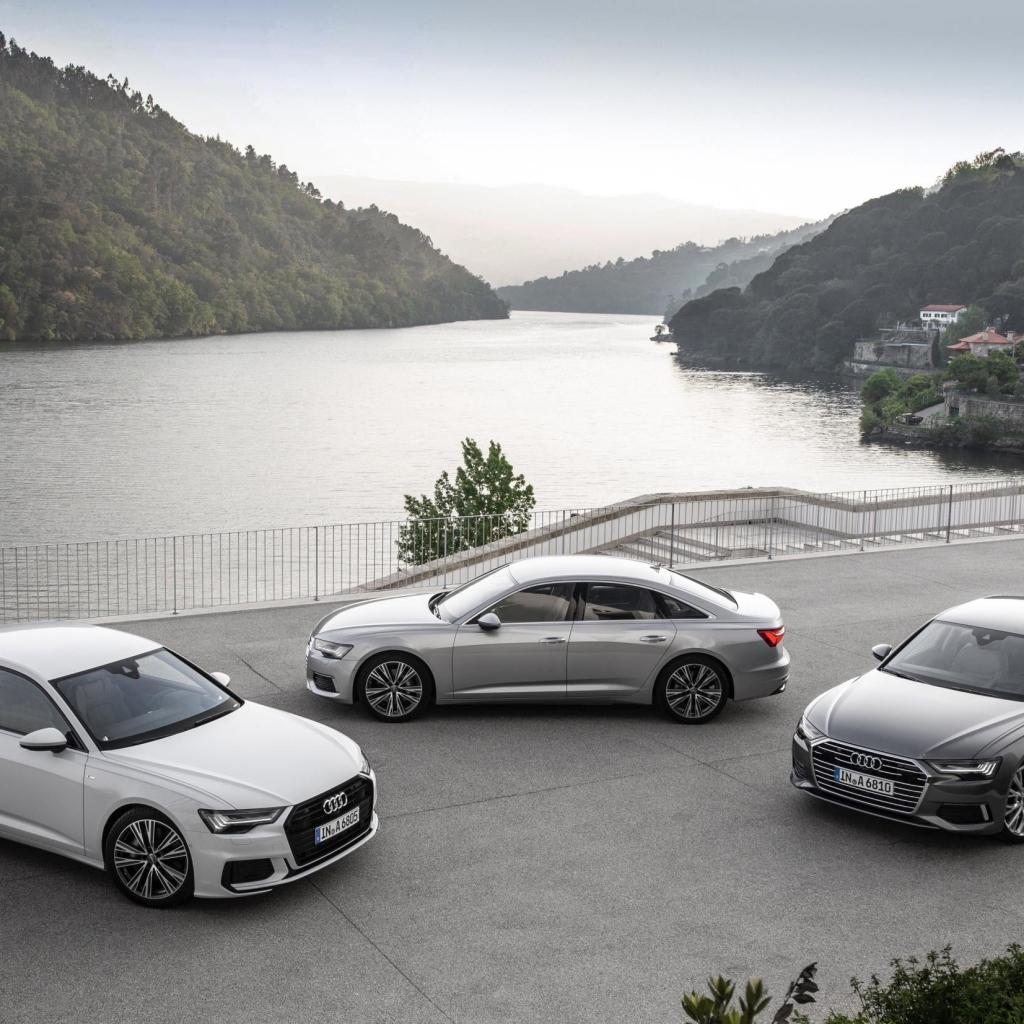 Hidriina tehnologija tudi v novih audijih A6 in A7