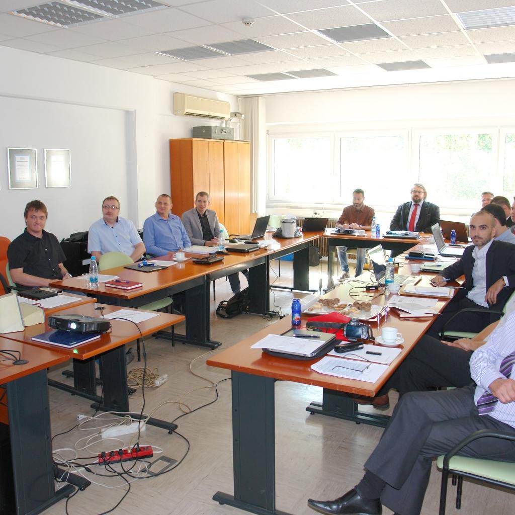 PV: V okviru projekta INDIRES bodo izdelali naprave za izredne razmere