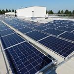 »Skupnostno« sončno elektrarno v Križevcih na Hrvaškem z mikroposojili omogočili občani