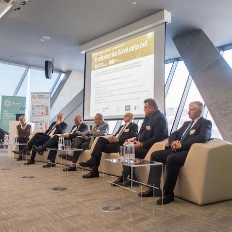 En.ekonomika & industrija 2018: Prehod v nizkoogljičnost ni le naloga energetike