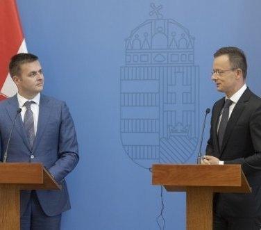 Madžarska se zanima za zakup dela zmogljivosti hrvaškega terminala UZP