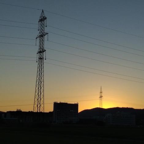 V devetih mesecih v Sloveniji za 2,2 % večja proizvodnja električne energije