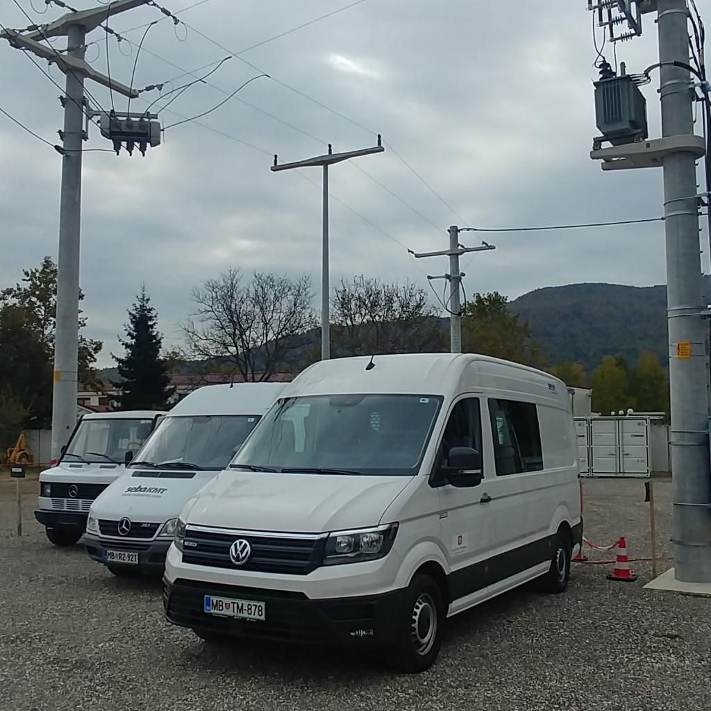 V Elektro Maribor bodo z novim merilnim vozilom lažje ocenjevali stanje kablov