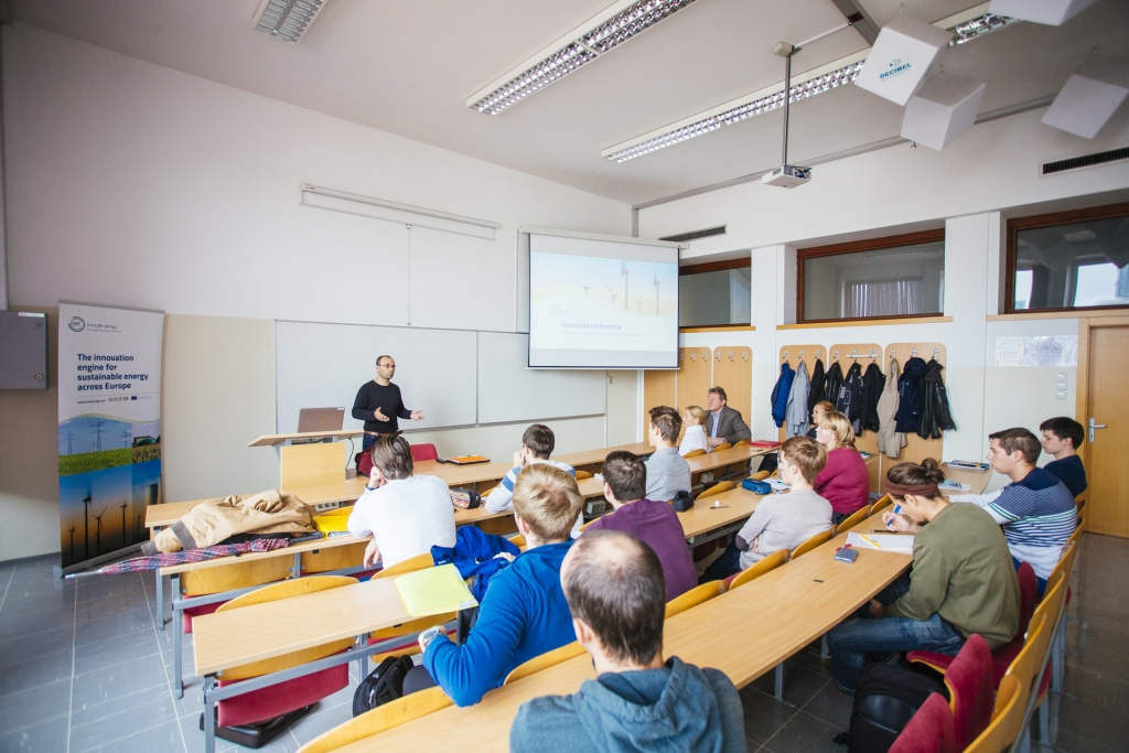 InnoEnergy se predstavi mladim slovenskim energetikom
