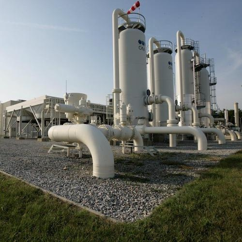 EFET v najnovejšo študijo plinskih vozlišč vključil tudi Slovenijo