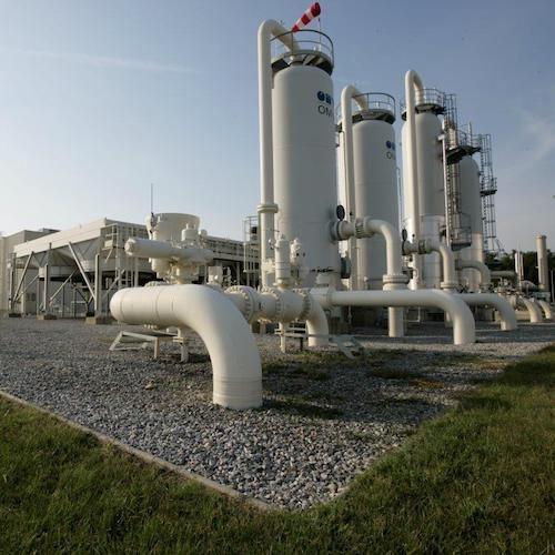 GCA: Pretoki skozi plinsko vozlišče Baumgarten so zagotovljeni