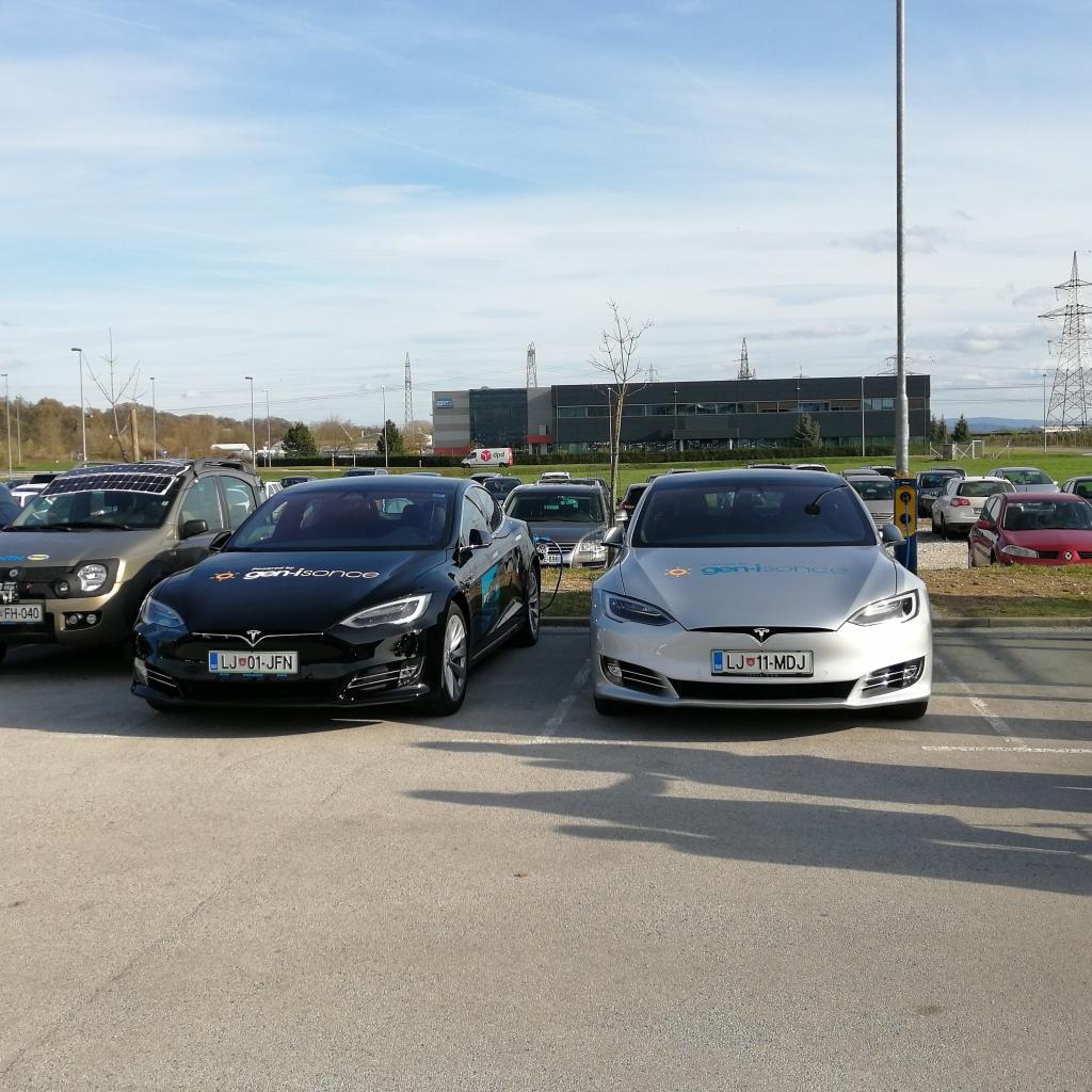GEN-I za projekt »E-mobilnost« dobil sofinanciranje v višini 1,2 milijona evrov