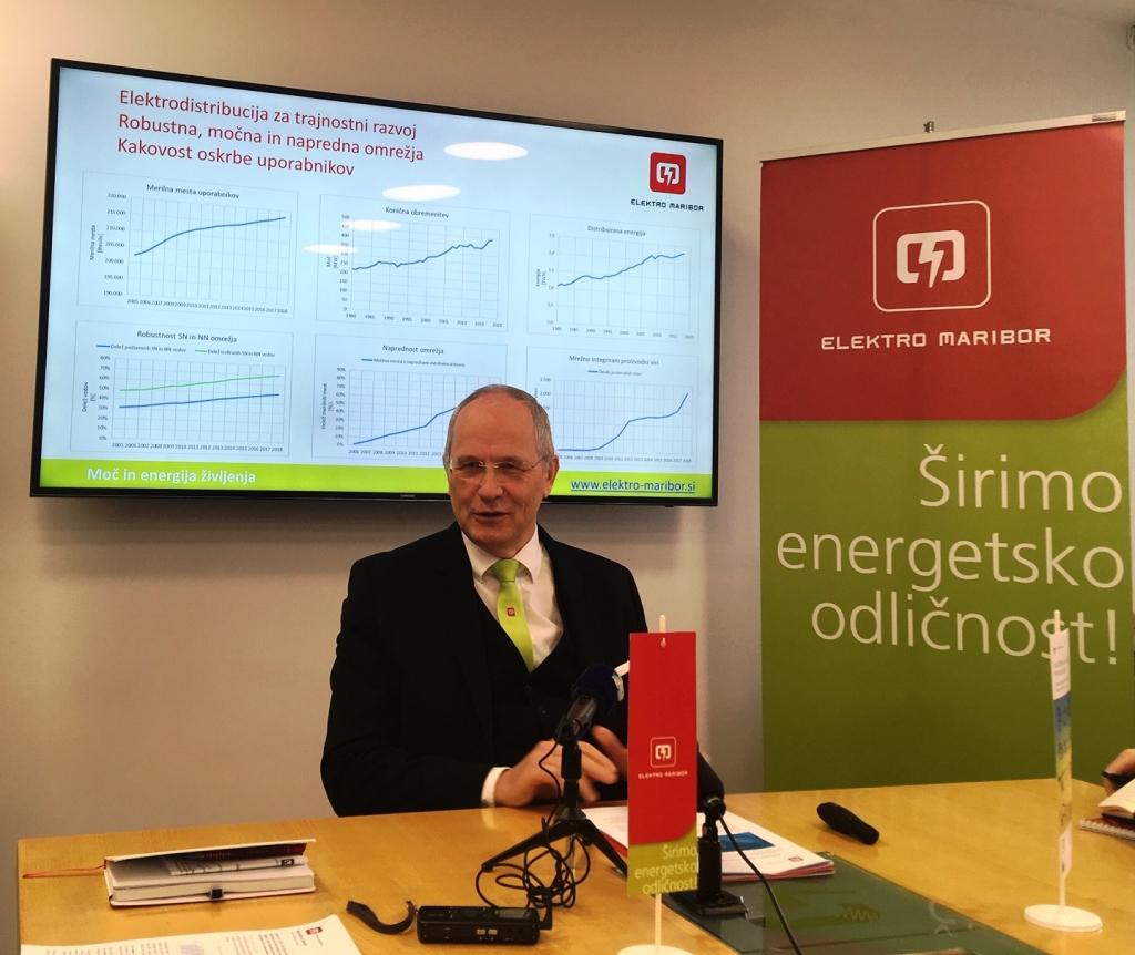 Sovič: Če bomo v prihodnje vlagali le v male elektrarne, bo potrebnih trikrat več vlaganj v elektrodistribucijsko omrežje