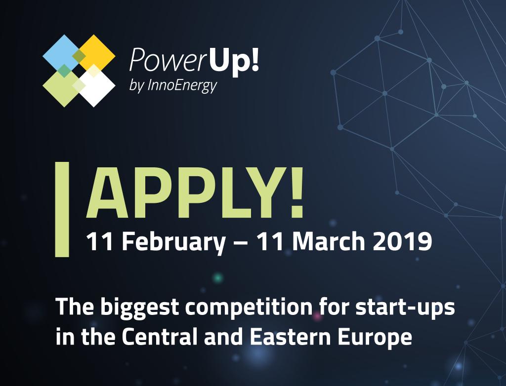 PowerUp! – nova izdaja tekmovanja za start-upe, ki so odločeni spreminjati svet