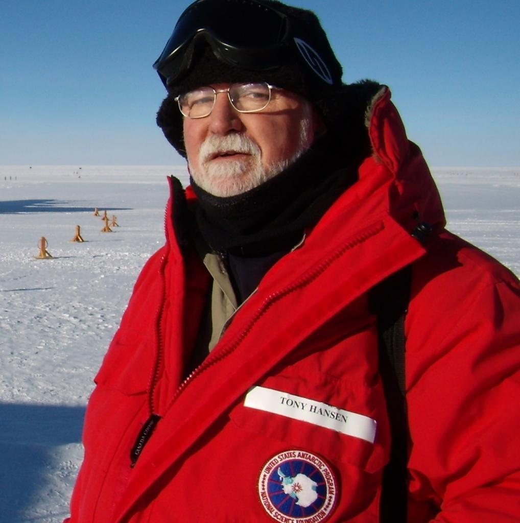Dr. Anthony Hansen, Aerosol: Zamišljam si trajnostno prihodnost z elektriko iz obnovljivih virov