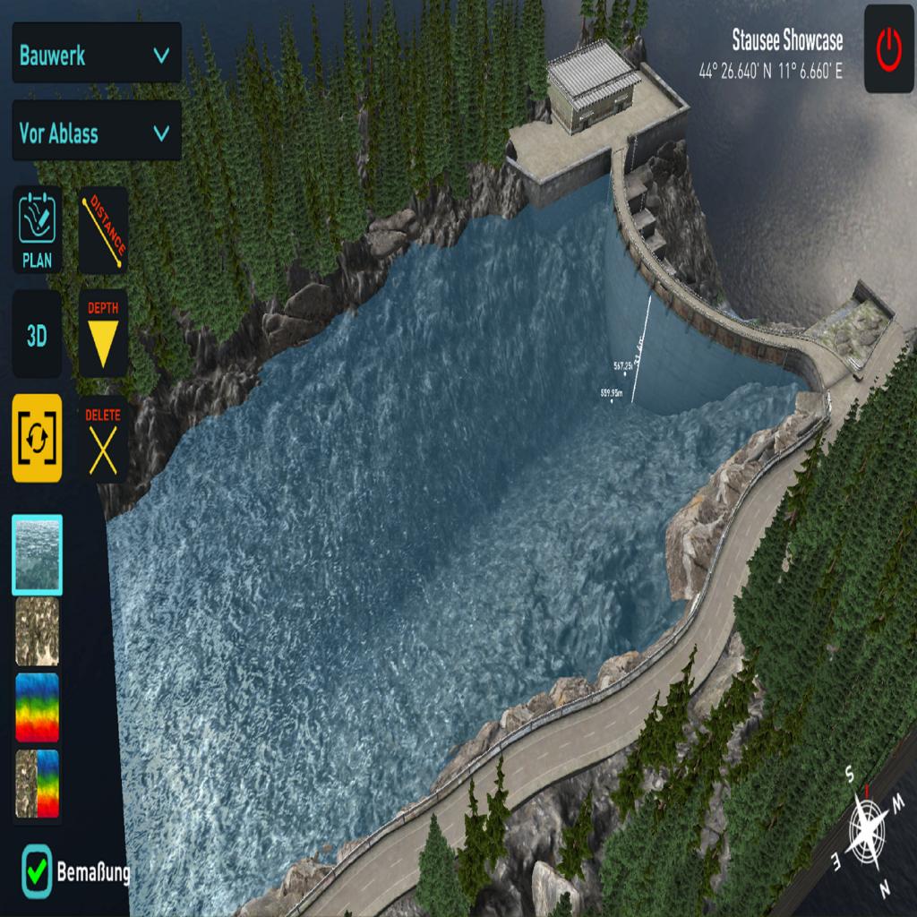 Ocean Maps: 3D aplikacija za popolno digitalizacijo projekta