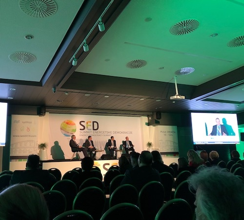 "SED 2019: East Med Pipeline Still a ""Pipe Dream"""