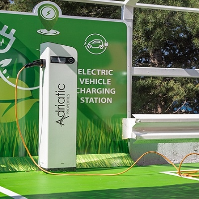 Montenegro Receives First Electric Vehicle Charging Station