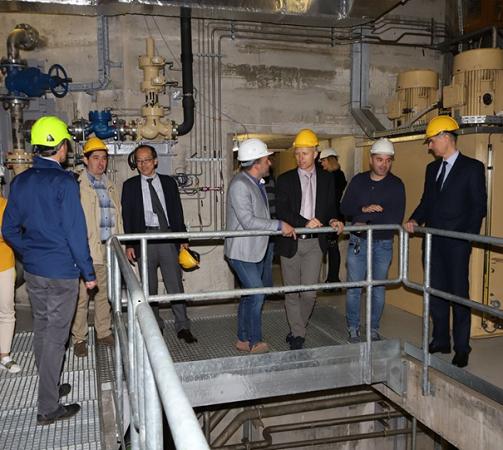 SENG uspešno zaključil remont črpalne hidroelektrarne Avče