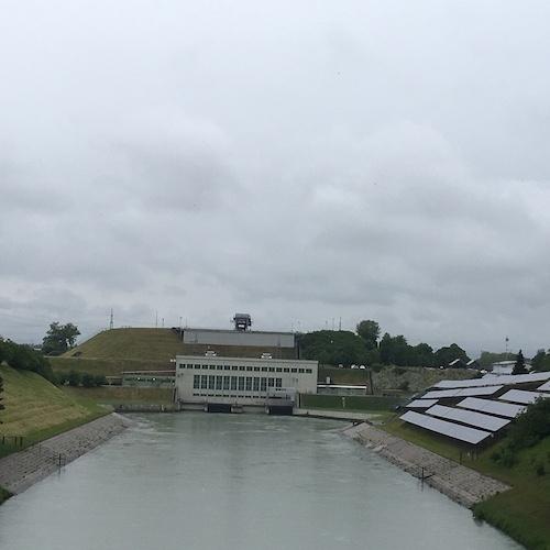 Hidroelektrarne HSE tudi junija nad proizvodnim načrtom; v prihodnje pričakovati padec proizvodnje