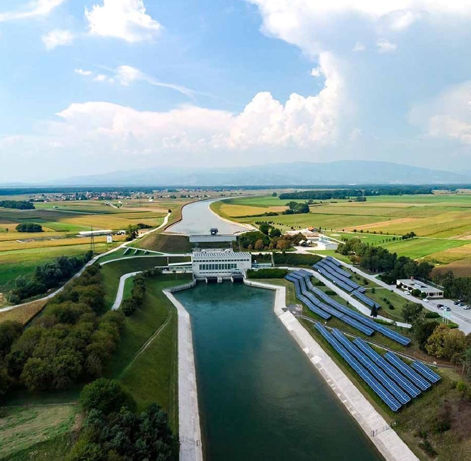 Hidroelektrarne skupine HSE lahko v celoti oskrbijo slovenska gospodinjstva z obnovljivo elektriko