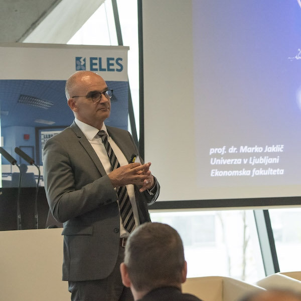 Ekonomist dr. Marko Jaklič svetuje energetiki, naj pripravi projekte