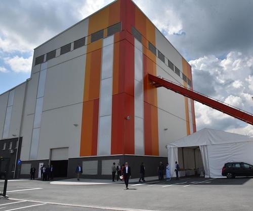 Resalta na Hrvaškem uradno odprla 5 MWe kogeneracijo na biomaso