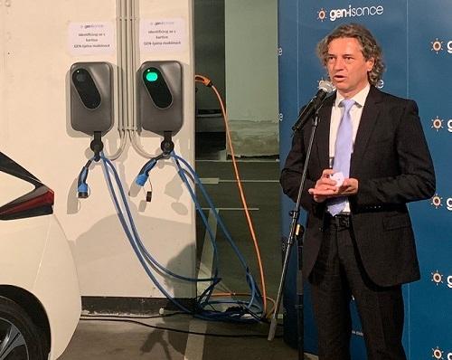 GEN-I z novo storitvijo za polnjenje električnih vozil