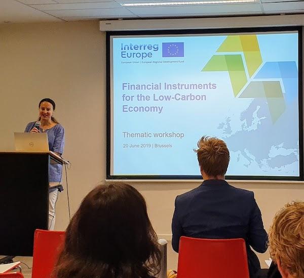 Finančni instrumenti za nizkoogljično gospodarstvo