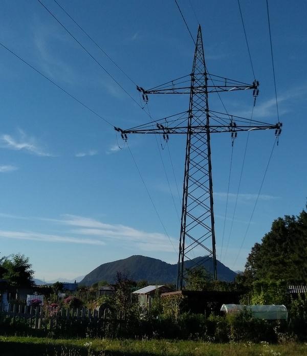 Proizvodnja elektrike v Sloveniji novembra na letni ravni višja za 3 %